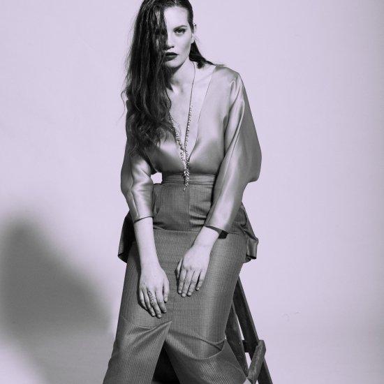 דניאל בן ישי. צילום פרוייקט גמר. | מרינה מושקוביץ | צילום אופנה, ביוטי ותכשיטים