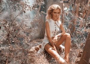 Nadya Loren for Bangstyle.com | מרינה מושקוביץ