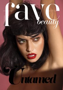 FAVE MAGAZINE international | מרינה מושקוביץ