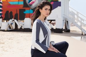 Huda Naccache for Elian Stoleru | מרינה מושקוביץ