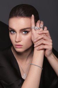 Rayen diamond jewelry | מרינה מושקוביץ