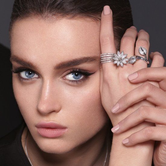 Rayen diamond jewelry | מסחרי | מרינה מושקוביץ