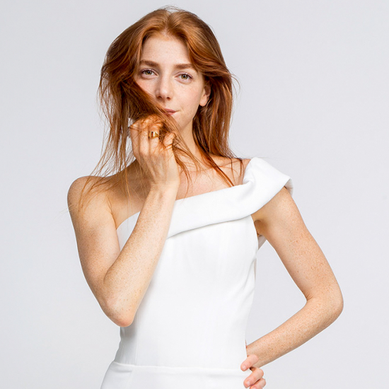 Maya Wertheimer for Lee Grebenau | מרינה מושקוביץ | צילום אופנה, ביוטי ותכשיטים